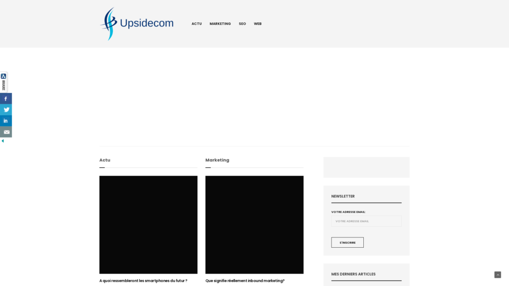 upsidecom.fr